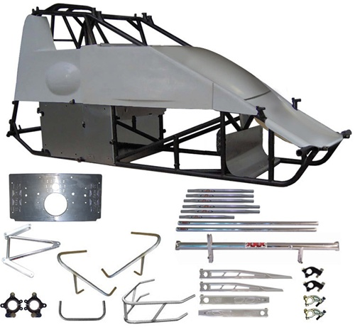 XXX Chassis Kit A